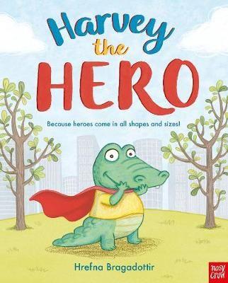 Harvey the Hero Badger Learning