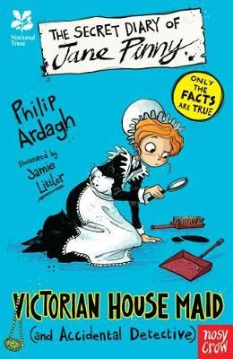 The Secret Diary of Jane Pinny, Victorian House Maid Badger Learning