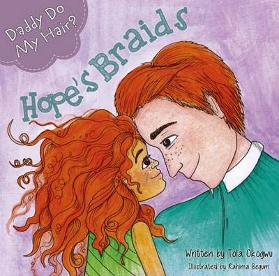 Daddy Do My Hair?: Hope's Braids Badger Learning