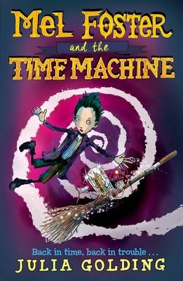 Mel Foster and the Time Machine Badger Learning