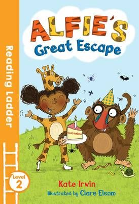 Alfie's Great Escape Badger Learning