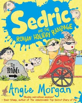 Sedric and the Roman Holiday Rampage Badger Learning