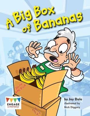 A Big Box of Bananas Badger Learning