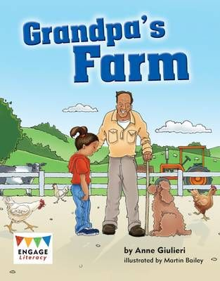 Grandpa's Farm Badger Learning