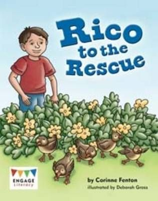 Rico to the Rescue Badger Learning