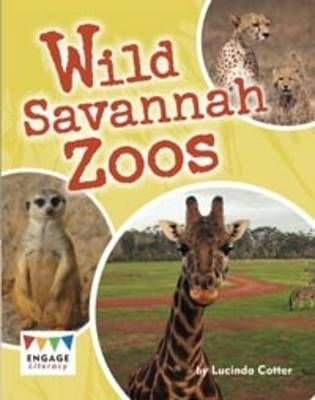 Wild Savannah Zoos Badger Learning