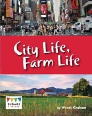 City Life, Farm Life Badger Learning