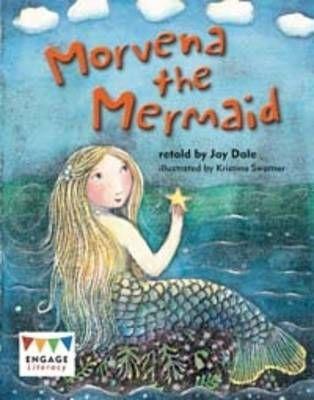 Morvena, the Mermaid Badger Learning