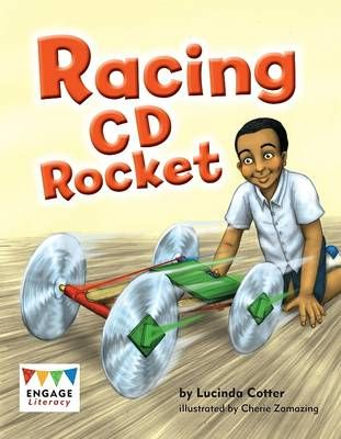 Racing CD Rocket Badger Learning