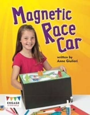 Magnetic Racing Car Badger Learning
