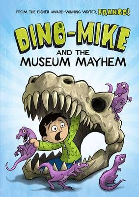 Dino-Mike and the Museum Mayhem Badger Learning