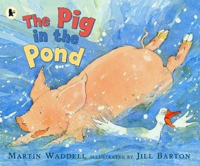 The Pig in the Pond Badger Learning