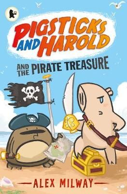 Pigsticks and Harold and the Pirate Treasure Badger Learning