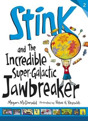 Stink and the Incredible Super-Galactic Jawbreaker Badger Learning