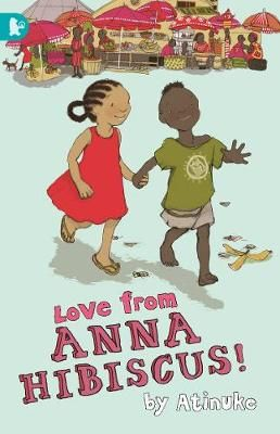 Love from Anna Hibiscus Badger Learning