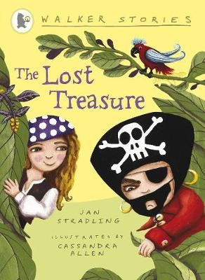 The Lost Treasure Badger Learning