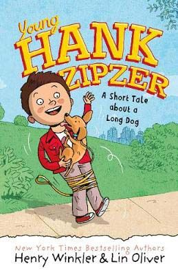 Young Hank Zipzer 2: A Short Tale about a Long Dog Badger Learning