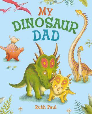 My Dinosaur Dad Badger Learning