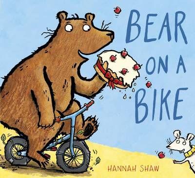 Bear On A Bike Badger Learning