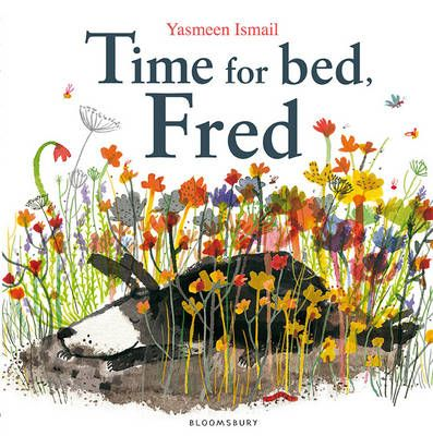 Time for Bed, Fred! Badger Learning