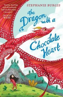 The Dragon with a Chocolate Heart Badger Learning