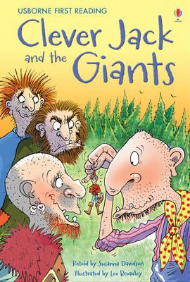 Clever Jack and the Giants Badger Learning