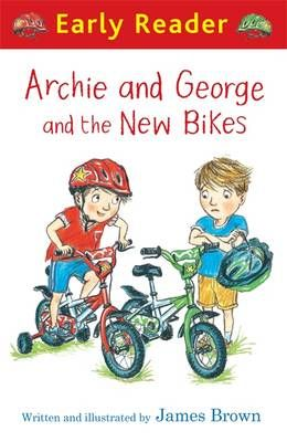 Archie and George and the New Bikes Badger Learning
