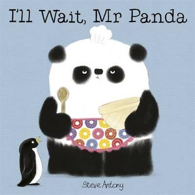 I'll Wait, Mr Panda Badger Learning