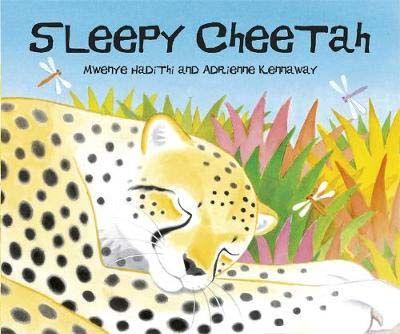 African Animal Tales: Sleepy Cheetah Badger Learning