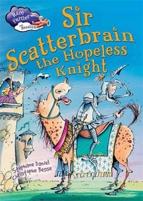 Sir Scatterbrain the Hopeless Knight Badger Learning