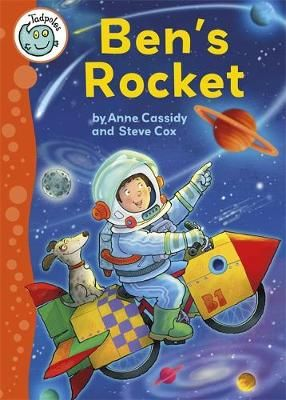 Tadpoles: Ben's Rocket Badger Learning