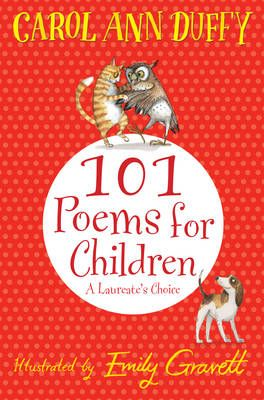 A Laureate's Choice: 101 Poems for Children Badger Learning