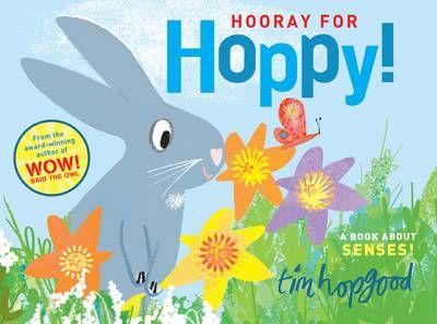 Hooray for Hoppy! Badger Learning