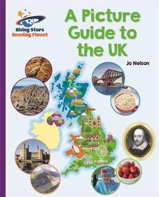 Reading Planet - A Picture Guide to the UK - Purple: Galaxy Badger Learning