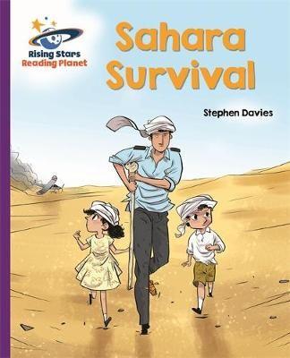Sahara Survival Badger Learning