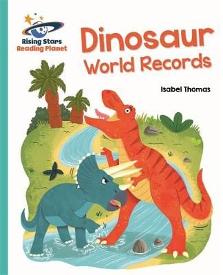 Dinosaur World Records Badger Learning