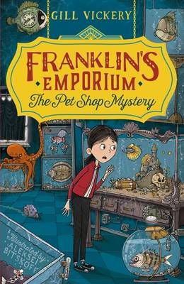 Franklin's Emporium: The Pet Shop Mystery Badger Learning