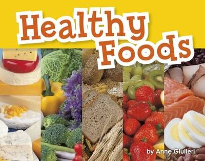Healthy Foods Badger Learning