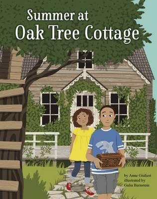 Summer at Oak Tree Cottage Badger Learning