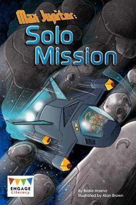 Max Jupiter: Solo Mission Badger Learning