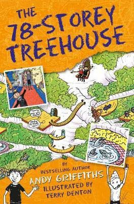 The 78-Storey Treehouse Badger Learning