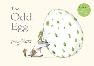 The Odd Egg: 1 Badger Learning