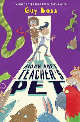Aidan Abet, Teacher's Pet Badger Learning