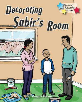 Decorating Sabir's Room Badger Learning