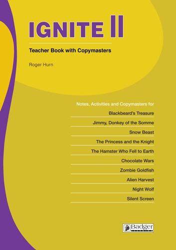 Ignite II Teacher Book & CD Badger Learning