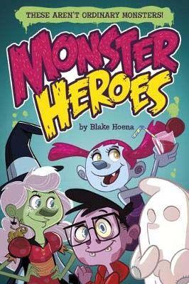 Monster Heroes Badger Learning