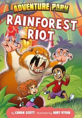 Rainforest Riot Badger Learning
