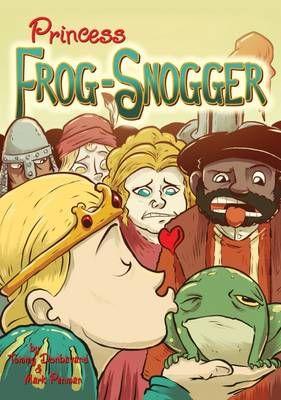 Princess Frog-Snogger Badger Learning