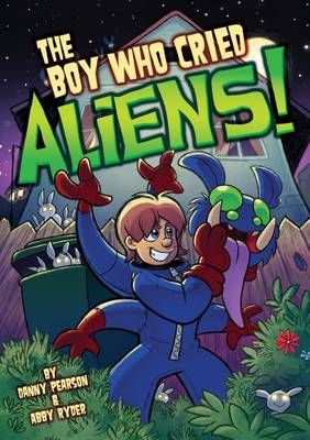 The Boy Who Cried Aliens! Badger Learning