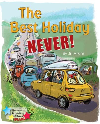 The Best Holiday Never! Badger Learning